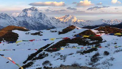 #Trekking #Annapurna #Mardhi Himal