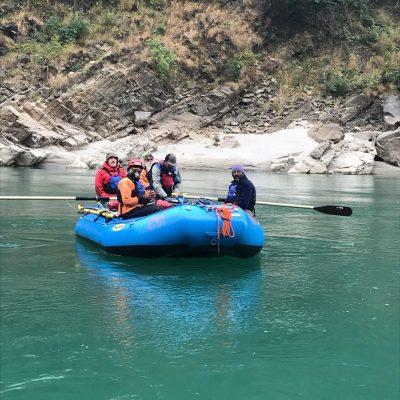 Rafting and Jungle Safari